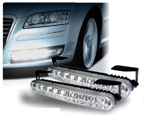LED Tagfahrlicht Tagfahrleuchten nachrüsten Typ DRL16