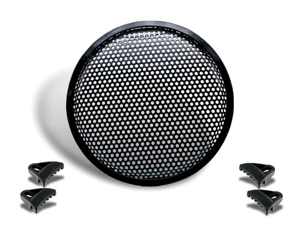 Lautsprecher-Schutzgitter 10 inkl. Befestigungsklammern