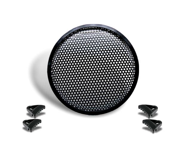 Lautsprecher-Schutzgitter 8 inkl. Befestigungsklammern