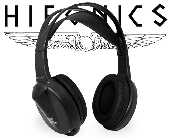HIFONICS MX1HP Infrarot-Kopfhörer
