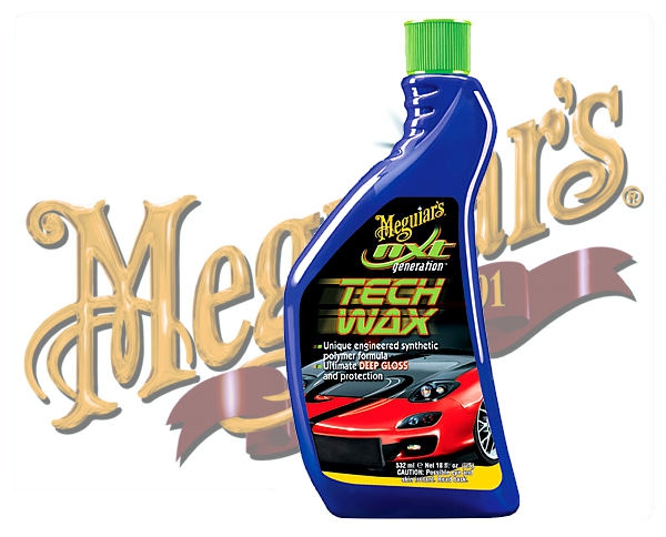 Meguiars NXT Tech Wax 2.0 G-12718