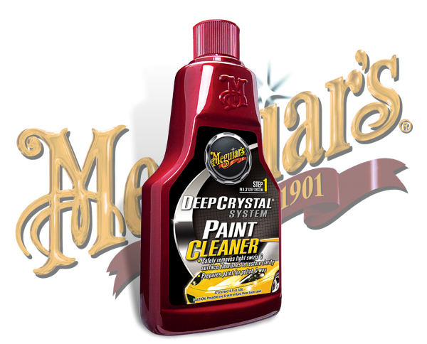 Meguiars Deep Crystal Cleaner Lackreiniger -Step1- A-3016