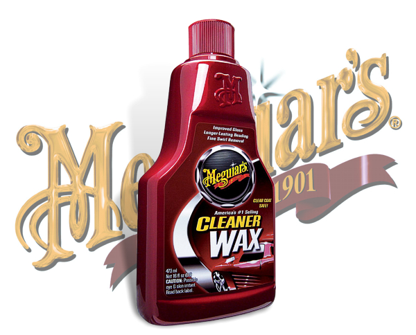 Meguiars Cleaner Wax Lackreiniger Politur A-1216