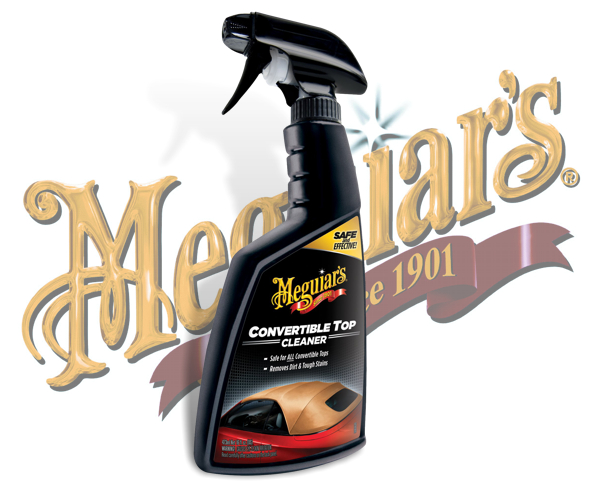 Meguiars Convertible Cleaner Verdeckreiniger -Step1- G-2016