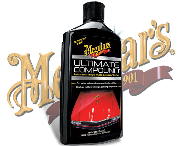 Meguiars Ultimate Compound Autopolitur G-17216