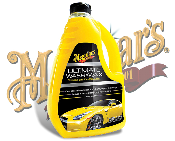 Meguiars Ultimate Wash & Wax G-17748