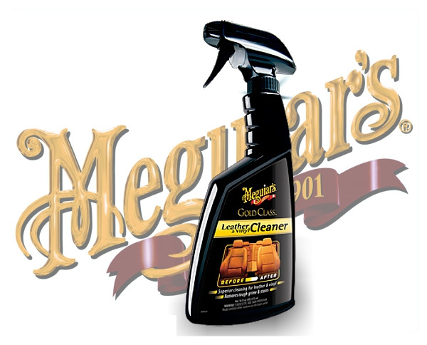 Meguiars Gold Class Leather&Vinyl Cleaner Lederreiniger G-18516