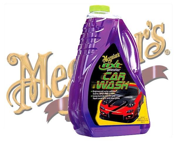 Meguiars NXT Car Wash Shampoo 1,9 Liter G-12664