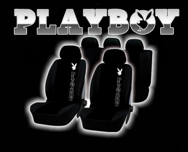 Autositz-Schonbezug -Playboy-