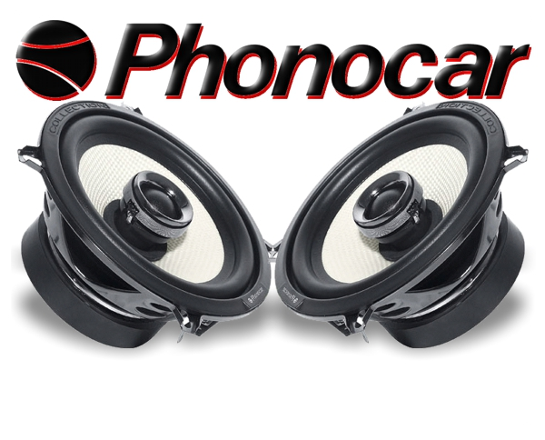 Phonocar Pro-Tech Auto Lautsprecher Koax 2/623