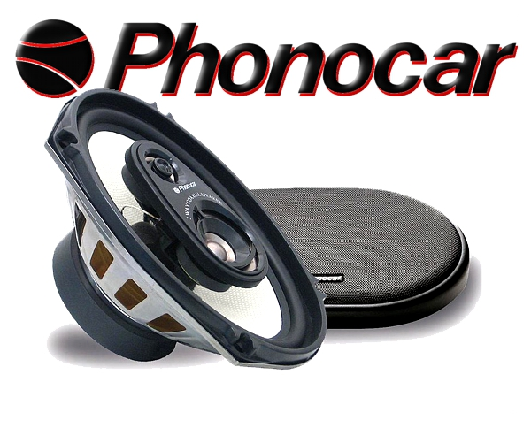 Phonocar Pro-Tech Auto Lautsprecher Triax 2/630