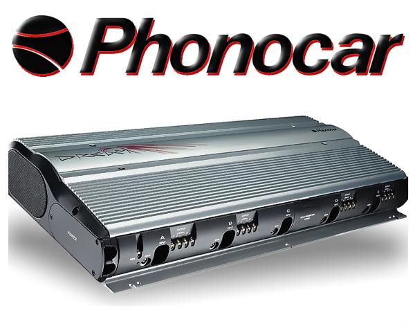 Phonocar Auto Verstärker Endstufe PH2000 Dream