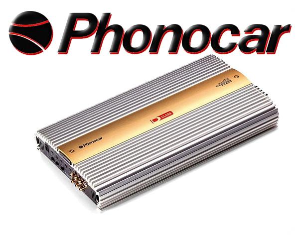 Phonocar Otto Serie Auto Verstärker Endstufe PH260D