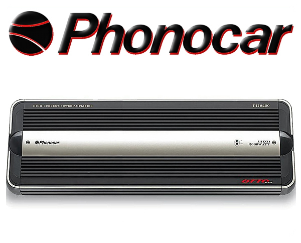 Phonocar Otto Serie Auto Verstärker Endstufe PH8200
