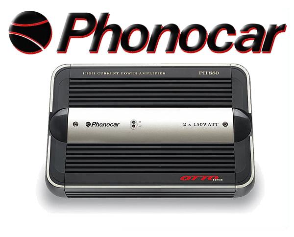 Phonocar Otto Serie Auto Verstärker Endstufe PH880