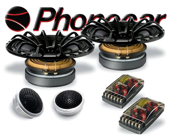 Phonocar Hi-Tech Auto Lautsprecher 2/807