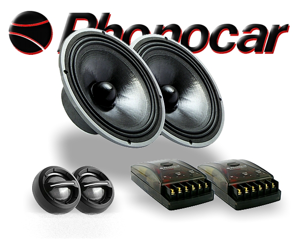 Phonocar Hi-Tech Auto Lautsprecher 2/808