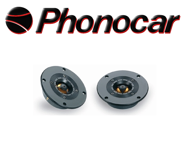 Phonocar Hochtöner Tweeter Pro-Tech 280W 2/410
