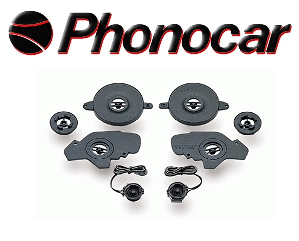 Phonocar Hochtöner Tweeter Pro-Tech 80W 2/464