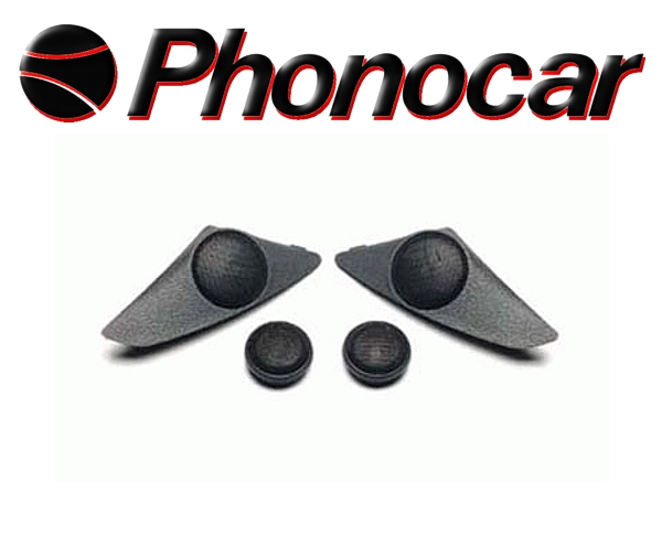 Phonocar Hochtöner Tweeter Pro-Tech 140W 2/469