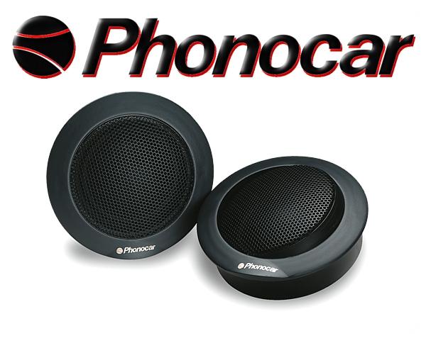 Phonocar Hi-Tech Mitteltöner 63mm 200W 2/312