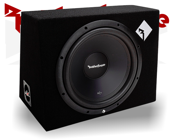 Rockford Fosgate Subwooferbox Prime R1-1x12
