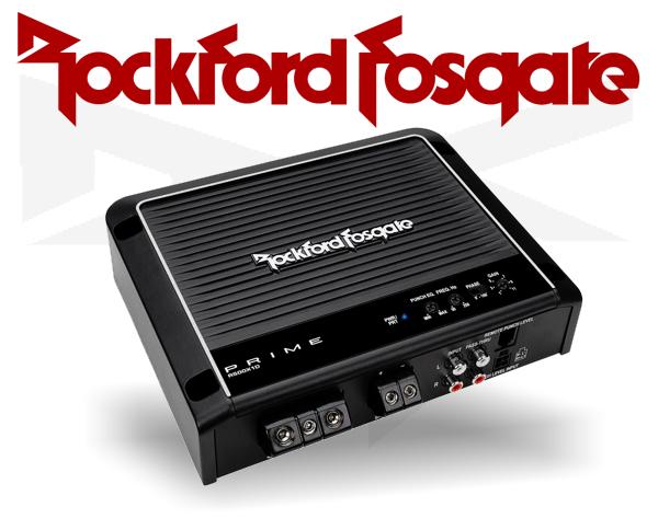 Rockford Fosgate Endstufe Prime R500X1D