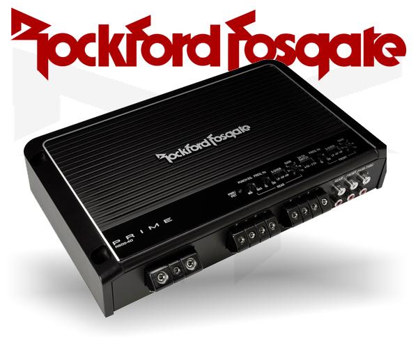 Rockford Fosgate Digital Endstufe Prime R600-4D