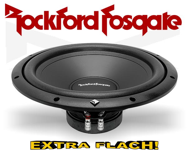 Rockford Fosgate Prime R1 Subwoofer R1S4-12