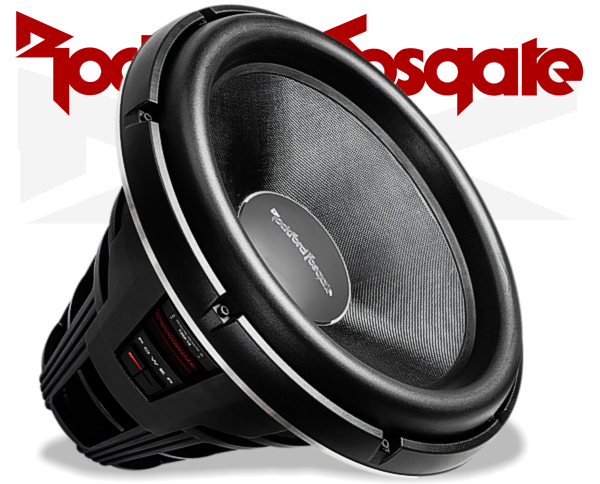 Rockford Fosgate Monster Subwoofer Power T3 T3S1-19