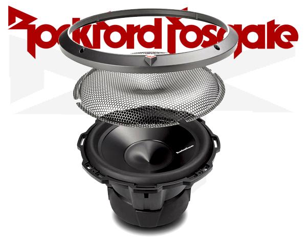Rockford Fosgate P1G Lautsprecher-Grill Subwoofer-Gitter