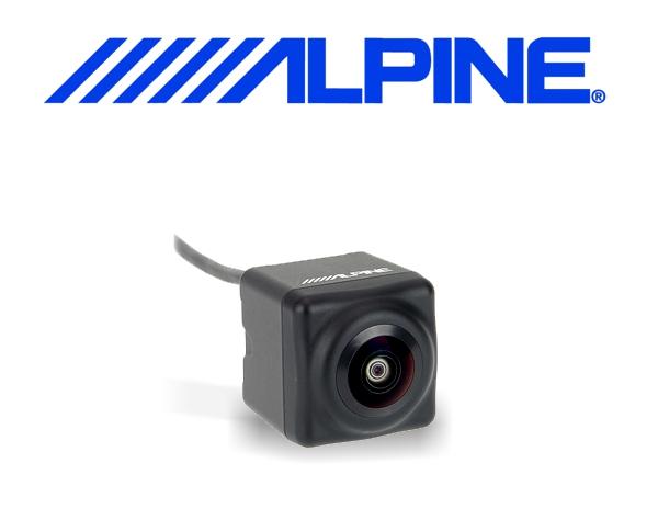 Alpine Rückfahrkamera Multiview HCE-C257FD Front 180°