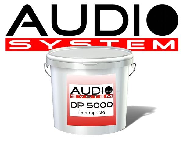 Dämmpaste Dämmaterial Anti-Dröhn-Material DP5000