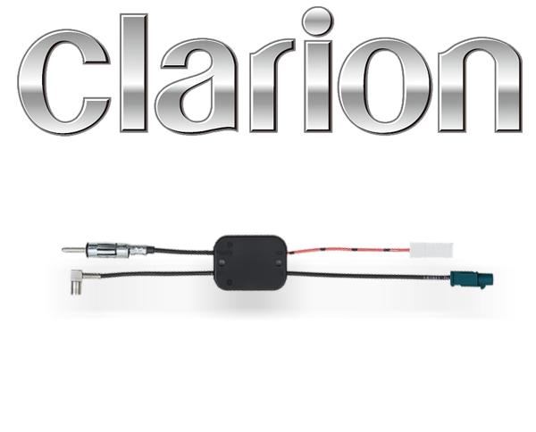 Clarion DAB / DAB+ passive Antennenweiche für vorhandene Fakra UKW Antenne ZCP-433