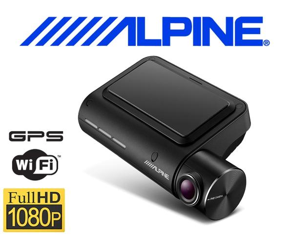 Alpine Dashcam Auto Kameraüberwachung mit Fahrerassistenz DVR-F800PRO