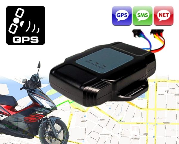 GPS-Ortungssystem LIVE Motorrad Motorroller Ortung GPS Tracking OHNE monatliche Fixkosten GPS.4