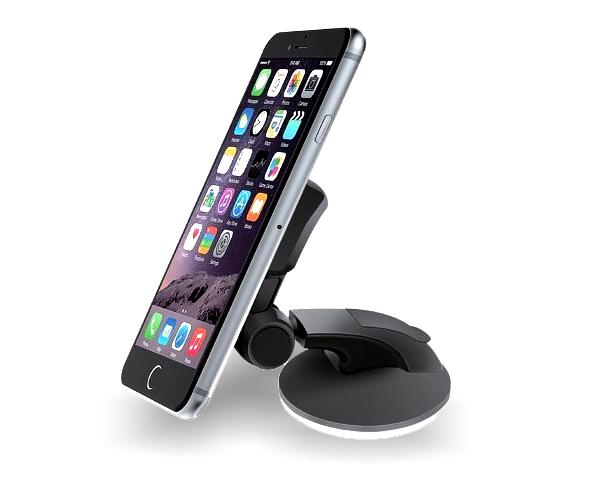 Magnetische Handyhalterung / Smartphone-Halterung für Armaturenbrett und andere Flächen
