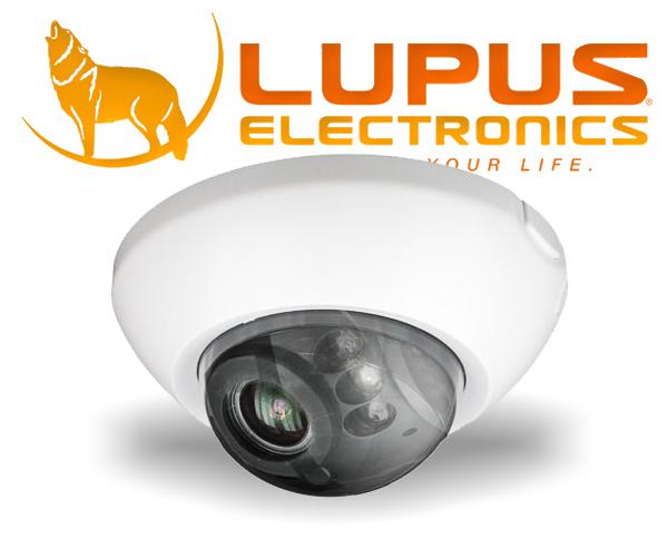 Überwachungskamera HD Netzwerkkamera IP Kamera Lupusnet HD LE968