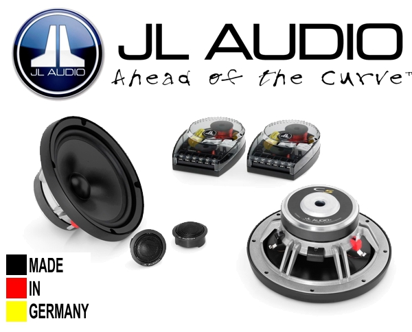 JL Audio 2-Wege-System C5-650   MADE IN GERMANY