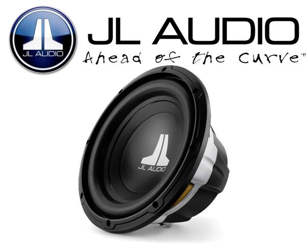 JL Audio W0-Serie Subwoofer 10W0v3-4