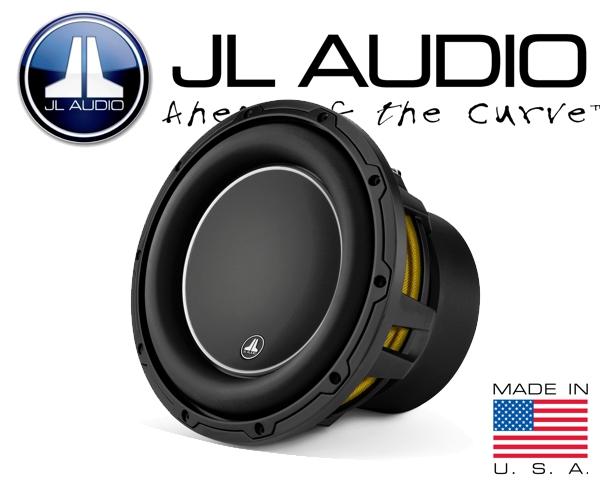 JL Audio W6-Serie Subwoofer 10W6v3-D4