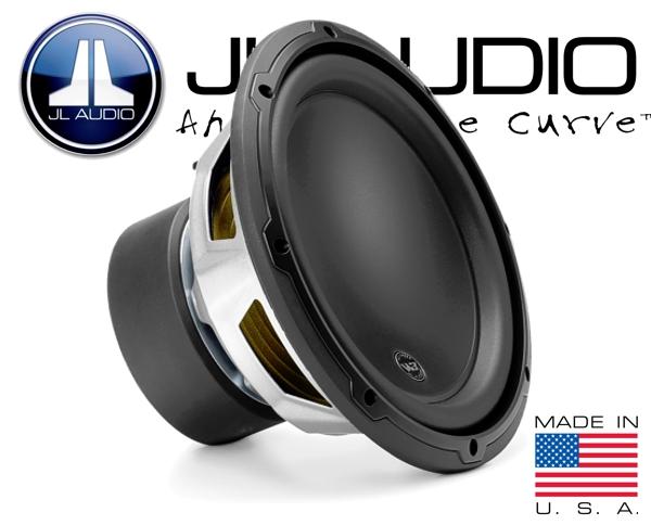 JL Audio W3-Serie Subwoofer 12W3v3-4