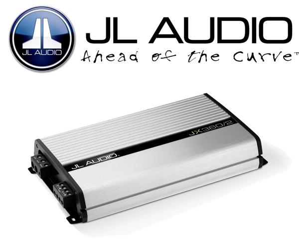 JL Audio JX-Serie Endstufe JX360/2