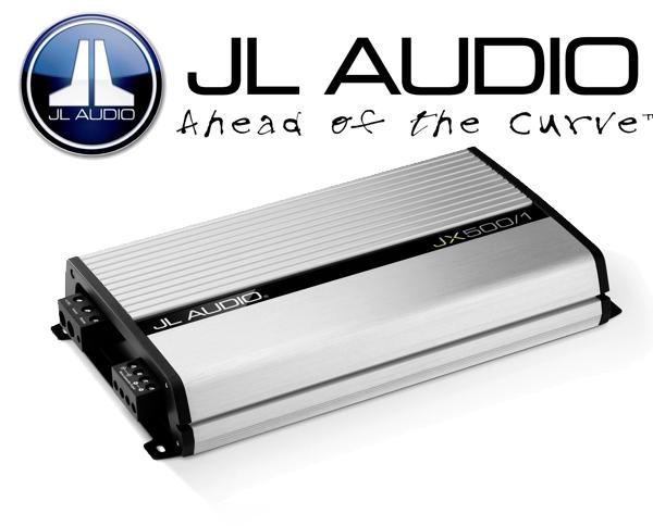 JL Audio JX-Serie Endstufe JX500/1