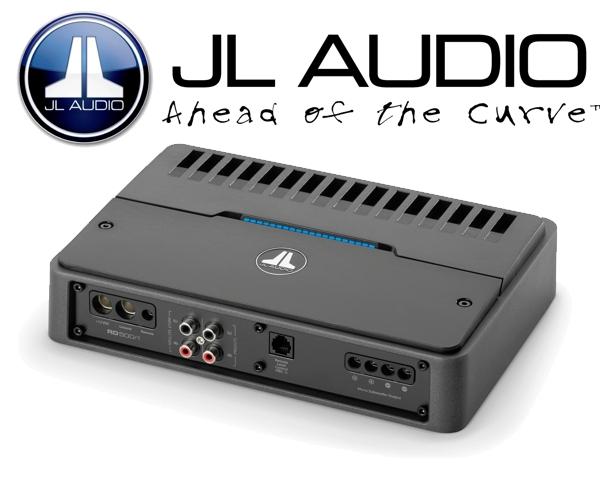 JL Audio Auto Verstärker RD-Serie Endstufe RD500/1 250W