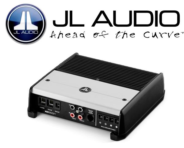 JL Audio XD-Serie Endstufe XD300/1