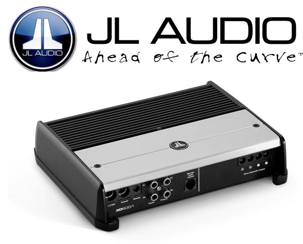 JL Audio XD-Serie Endstufe XD600/1