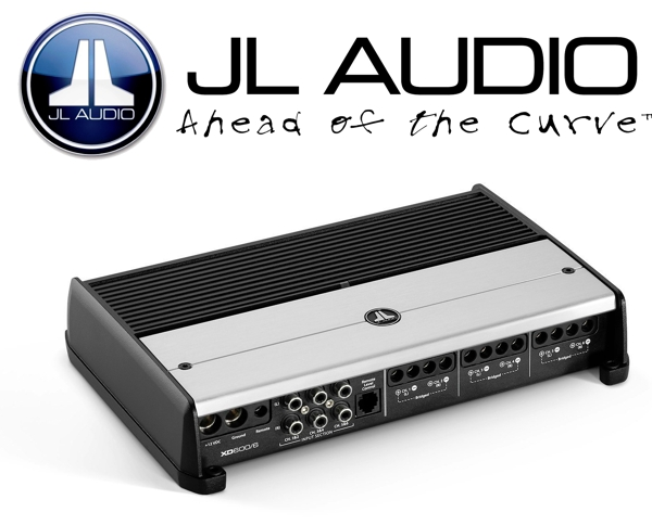 JL Audio XD-Serie Endstufe XD600/6