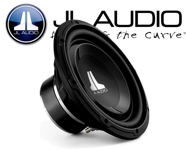 JL Audio Auto Subwoofer Bass-Lautsprecher 300W 4ohm 10W1v3-4
