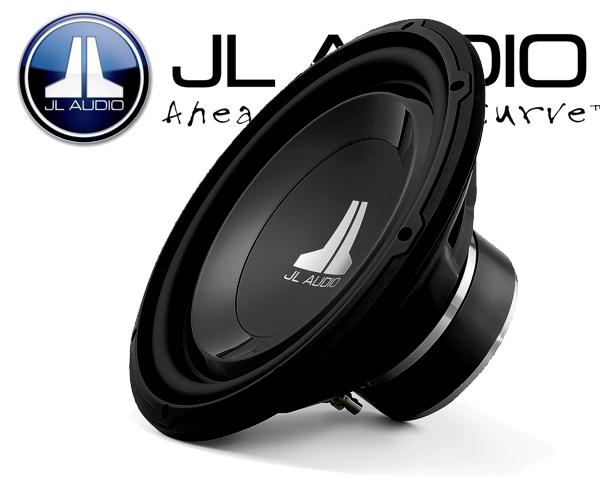 JL Audio Auto Subwoofer Bass-Lautsprecher 300W 4ohm 12W1v3-4
